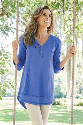 Soft Surroundings Morgan Tunic
