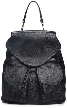 Vicenzo Leather Pixie Leather Backpack