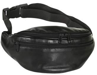 Buxton 3-Zipper Hip Bag