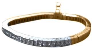 Chanel Yellow Gold and Diamond Bracelet