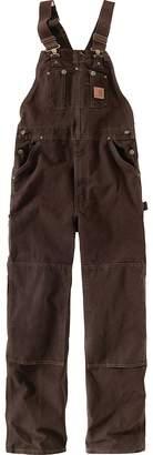 Carhartt Sandstone Bib Overall - Men's