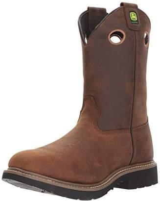 John Deere Men's JD5301 Mid Calf Boot