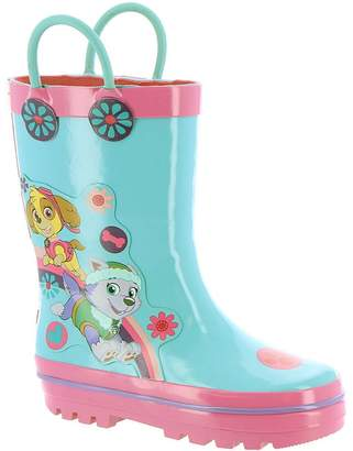 "Nickelodeon Paw Patrol Girls' ""Playtime"" Rain Boots"