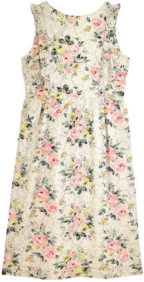 Cath Kidston Vintage Bunch Broderie Anglaise Dress