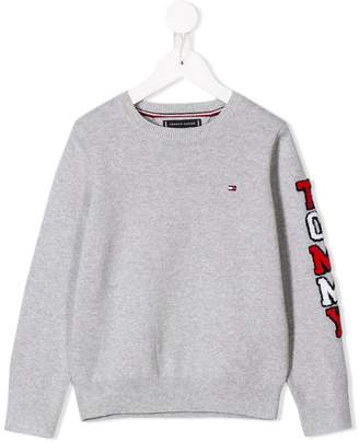 307c603e7 Tommy Hilfiger Sweater Kids - ShopStyle