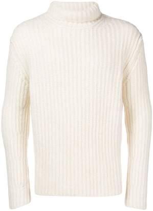Isabel Benenato Roll-neck sweater
