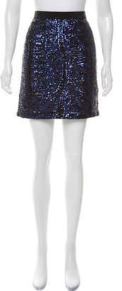 Tory Burch Sequin Mini Skirt w/ Tags