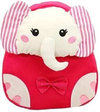 Express Kylin Cute Elephant Backpack Bag Shoulder Bag/Cross Body Bag,1-3 Years Old