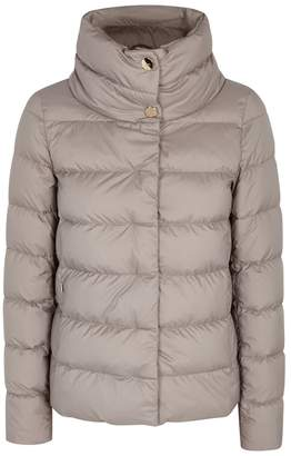 Herno Classic Quilted Shell Jacket