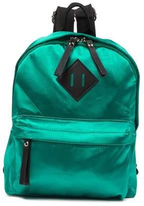 Madden-Girl Satin Mini Backpack