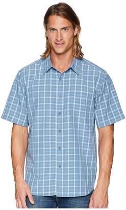 Quiksilver Waterman Checked Light Shirt Men's Clothing