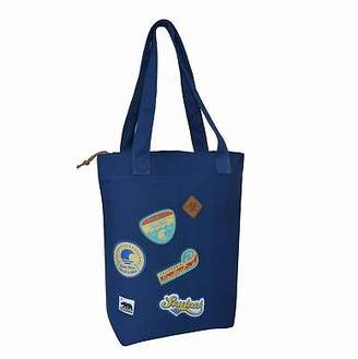 Soul Cal SoulCal Unisex College Shopper Bag Zip