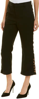 Lucca Couture Cropped Trouser