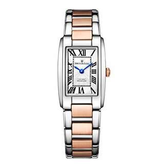 Dreyfuss & Co Dreyfuss Womens Analogue Classic Quartz Watch with Stainless Steel Strap DLB00147/01