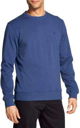 Izod Big Tall Advantage Stretch Fleece Sweatshirt