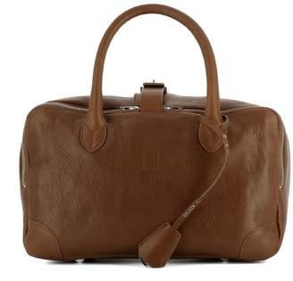 Golden Goose Brown Leather Shoulder Bag