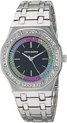 Steve Madden Women's SMW177 Analog Display Watch