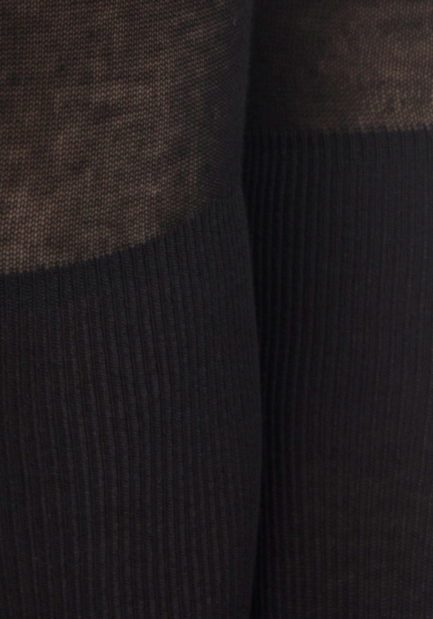 Perfectly Casual Socks in Black