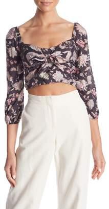 re:named apparel Arlington L/S Top
