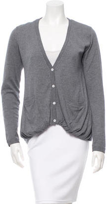 Boy. by Band of Outsiders Silk & Cashmere Cardigan $110 thestylecure.com