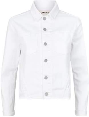 L'Agence Janelle Cropped Jacket