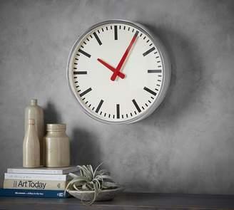 Pottery Barn Sinclair Wall Clock
