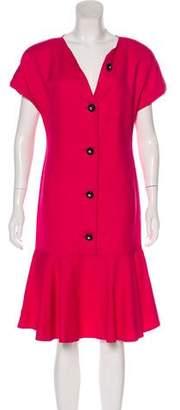 Christian Dior Knee-Length Dress