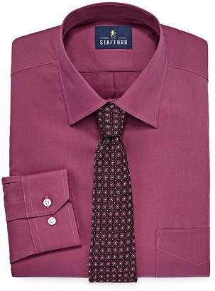 STAFFORD Stafford Box Shirt And Tie Set