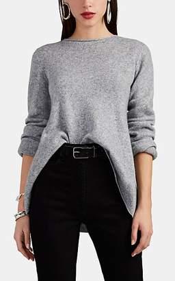 The Row Women's Sabel Cashmere-Blend Crewneck Sweater - Gray