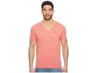 Tommy Jeans Tri-Blend V-Neck T-Shirt