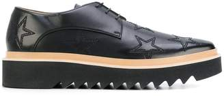 Stella McCartney Stars derby shoes