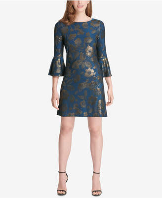 Tommy Hilfiger Poppy Jacquard Dress