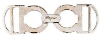 Salvatore Ferragamo Gancini Belt Buckle