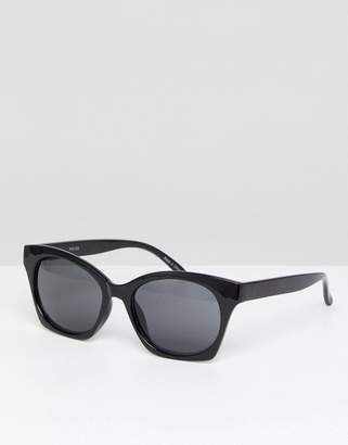 Pieces Angles Cat Eye Sunglasses