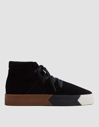 Alexander Wang Adidas X AW Skate Mid in Black