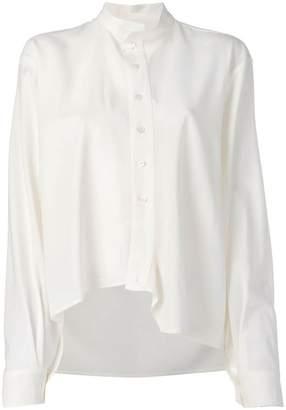 Lemaire asymmetric shirt