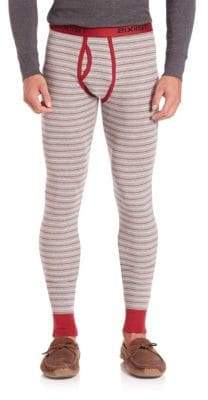 2xist Cotton Long Johns