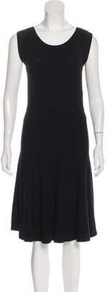Donna Karan Knit A-Line Dress