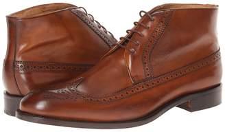 Matteo Massimo 5-Eye Chukka Wing Men's Lace-up Boots