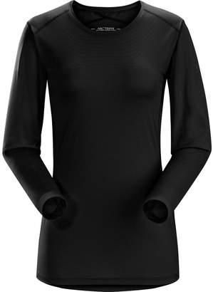 Arc'teryx Phase SL Crew - Long Sleeve - Women's