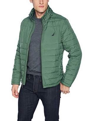 Nautica Men's Insulated Reversible Jacket
