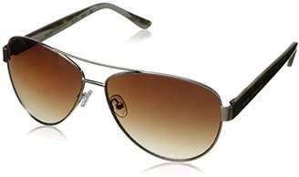 Elie Tahari Women's EL124 Aviator Sunglasses