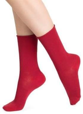 Bleu Foret Women's Classic Crew Socks
