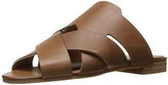 H By Hudson Women's Lonatu Calf Flat Sandal