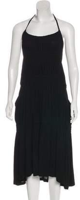 6397 Sleeveless Midi Dress w/ Tags