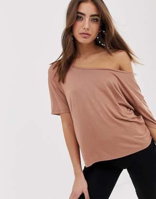 14e04ccdfab Asos Off Shoulder Tops For Women - ShopStyle Canada