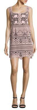 Nanette Lepore Viva Italia Dress $498 thestylecure.com