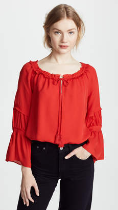 Ramy Brook Edie Blouse