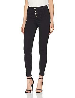 Miss Selfridge Miss Selfidge Women's Coset Waist Skinny Jeans, - (Manufacture size 42)