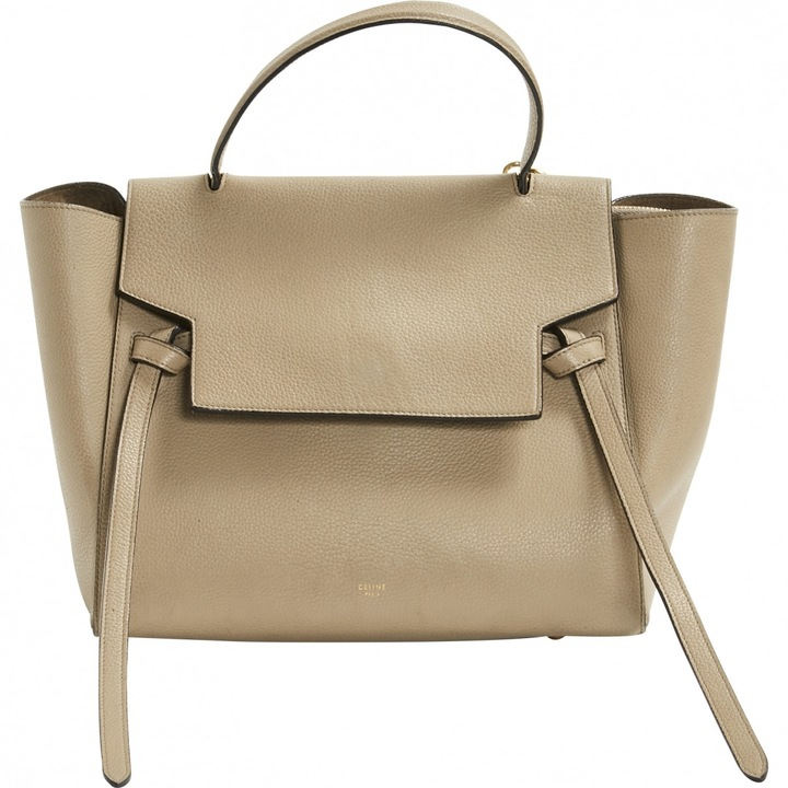 CelineBelt leather handbag